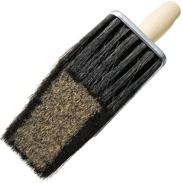 """Maler-Deckenbürste """"Erste Qualität"""" mit schwarzen Borsten"""