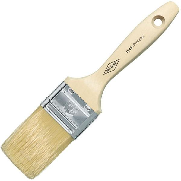 Flachpinsel Profiplus mit Chinex®-Fasern
