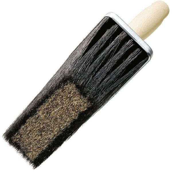 """Maler-Deckenbürste """"Erste Qualität"""" mit langen schwarzen Chinaborsten"""