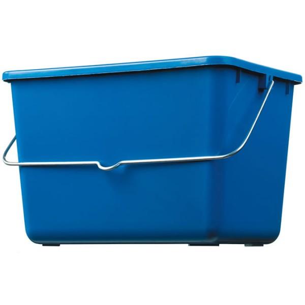 Farbeimer Kunststoff blau