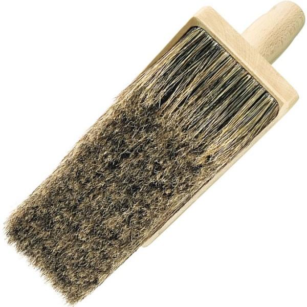 Maler-Deckenbürste mit grauen Borsten
