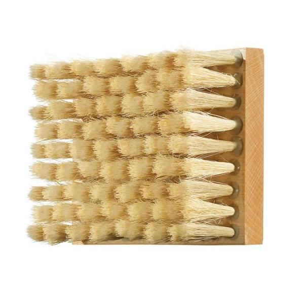 Spezial-Plastikbürste (Stupfbürste)