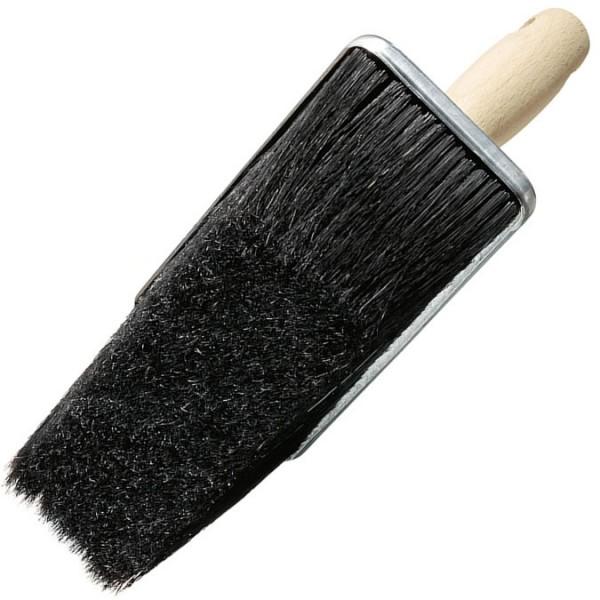 Maler-Deckenbürste mit schwarzen Borsten
